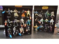 LARGE LOT STAR WARS ATTACKTIX BATTLE FIGURES £3 AND £6 EACH