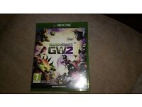 Plants versus zombies 2 garden warfare Xbox one