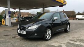 2010 Seat Ibiza Cr Sport 1.6 Tdi Only 51000 mls!