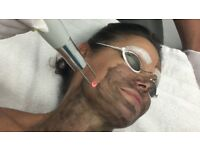Laser Carbon Skin Rejuvenation Peel Also known as Blackdoll or Hollywood Peel Facial £25 Half Price