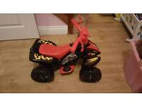 Roadsterz 6v Quad Bike with charger