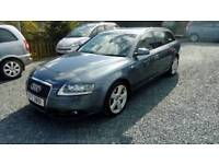 08 Audi A6 Auto S.Line 2.0 DIESEL Estate FULL HISTORY NICE CAR Can be seen inside Anytime