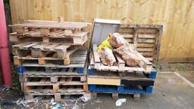 Pallets - Free to Collect