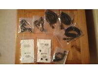 Over-Ear Telephone Headset Plantronics TriStar H81