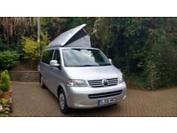 VW T5 Bilbo's Celex Campervan 4 Berth with Elevating Roof