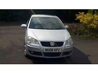2006 Vw Polo 1.2 petrol Full mot Superb drives hpi clear service history clean car cheap to run