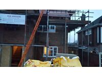 Building Services - New buildings,Extensions, Conversions, Restoration, Stone Masonry, Roofing