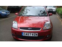 Ford Fiesta, 1.2, 2008, Zetect Climate, Manual
