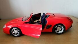 MUSTANG MACH 3 DIECAST TOY CAR.