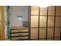 Bespoke Fitted Bedroom Furniture (wardrobe and drawers)
