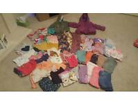 Girls 2-3 yrs clothes bundle