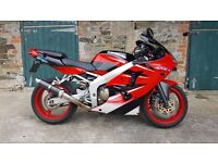 Beautiful ZX6R Ninja. In family from new! Low mileage. Inc original parts.