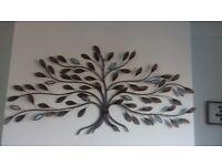 Rustic wall ornament