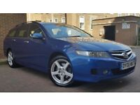 Honda Accord 2.0 i-VTEC EX Tourer 5dr Petrol Manual((WARRANTED MILEAGE+SUNROOF))-