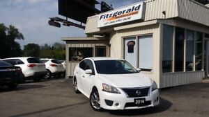 2014 Nissan Sentra 1.8 SR - ALLOYS! BLUETOOTH!