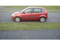 FORD FIESTA 1.2 STYLE 5 DOOR HATCHBACK MOT APRIL 2022 DRIVES GREAT NO ISSUES