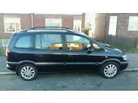 Vauxhall zafira 2.0 dti elegance 03 reg 12mths mot new clutch
