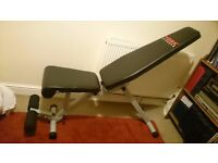 York 13-in-1 Incline-Flat-Decline Utility Weight Bench