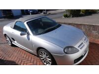 MG TF Convertible for Sale, 2003 Reg, 1800 petrol, mileage 75169, 12 mth mot no tax. Good condition.