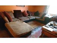 corner sofa ,very large ,super comfy.