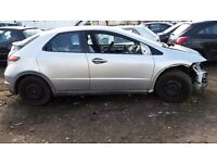 HONDA CIVIC 55 REG BREAKING FOR SPARES