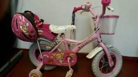 Cupcake girls bicycle
