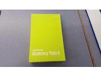 SAMSUNG GALAXY TAB E 8GB WIFI BRAND NEW WITH WARRANTY AND RECEIPT