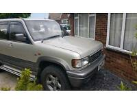 Isuzu Trooper Citation 3.2 V6