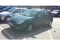2002 ford focus ghia 1.6 patrol 5.spd gearbox in perfect running no any issues!!! oct 2016 MOT!