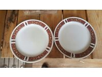 Restaurant/cafe plates job lot