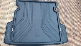 BMW f31 estate 2012-2017 boot mat
