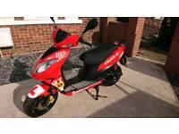 50cc moped, Beeline Veloce GT50