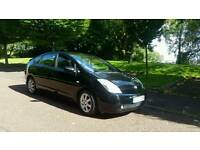 2005 Toyota Prius 1.5 hybrid T spirit sat nav hpi clear runs and drives well
