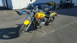 2002 Honda shadow spirit vt 750