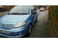2003 Citroen C3 5dr 1.4 great small car, drives great. MOT'd and full service history!