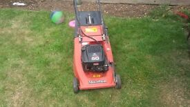 mountfield petrol lawn mower spares or repair £10