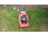 mountfield petrol lawn mower spares or repair £15