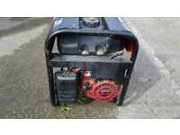 Honda generator 3.5kva spares or repairs.