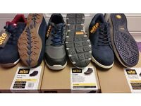 Brand new men,s site work steel toe boots size Uk 7 n 8 for £40 each