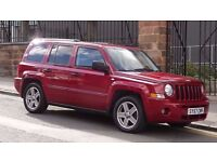 2007 Jeep Patriot Limited CRD 4x4 5 Door Hatchback, Full Leather Interior, Full MOT, Must see!