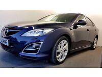 2011 | Mazda 6 2.2 D SPORT | PREMIER WARRANTY | LEATHER | KEYLESS START/ENTRY | BLUETOOTH | SENSORS