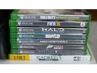 Xbox One 500GB Black with Kinect - Good condition