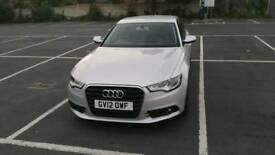 Audi A6 2012 auto diesel