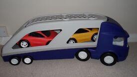 Little tike lorry