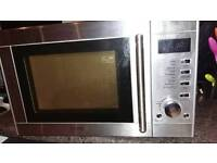 Hinari microwave and grill
