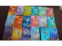 Various Rainbow Magic books