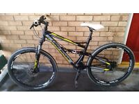 Landrover dynamic mountain bike WE CAN HOLD TILL XMAS!!