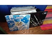 """Classic Drum & Bass / Jungle 12"""" collection vinyl for sale"""