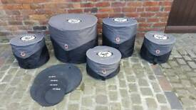 Protection Racket Drum protection Cases