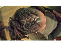 Dreadlocks, interlocking, dreads (New, fixing, tightening, removing, styling)